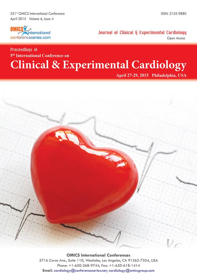 Proceeding of Clinical and Experimental Cardiology 2015