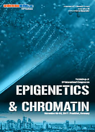 2nd International Congress on Epigenetics & Chromatin  | November 06-08, 2017 | Frankfurt, Germany