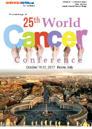 25th WORLD CANCER CONFERENCE October 19-21, 2017 | Rome, Italy