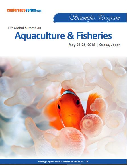 11th Global Summit on Aquaculture and Fisheries