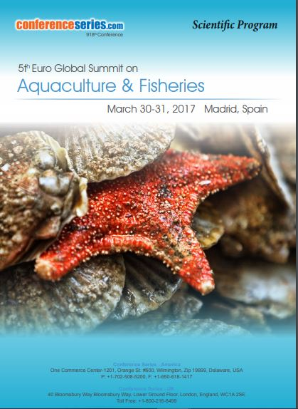 Euro Global Summit on Aquaculture and Fisheries