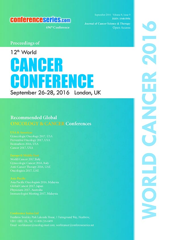 European Oncology Conferences 2018