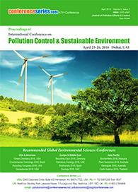 Pollution Control and Sustainable Environment 2016