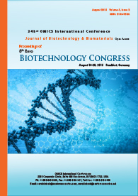 Proceedings of Euro Biotechnology Congress 2015