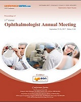 Euro Ophthalmology Congress 2018