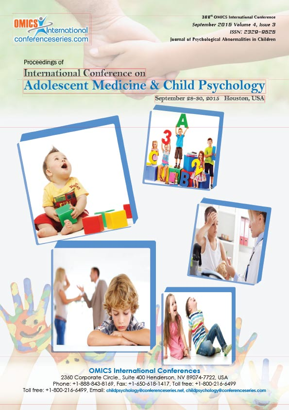 International conference on Adolescent Medicine & Child Psychology