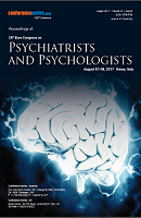 20th Euro Congress on Psychiatrists and Psychologists