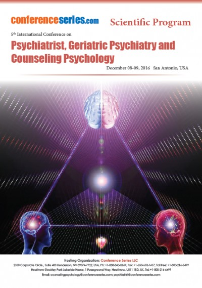 5th International Conference on Psychiatrist, Geriatric Psychiatry and Counseling Psychology