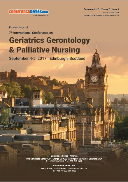 International Conference on Geriatrics Gerontology & Palliative Nursing
