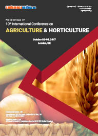 International Conference on AGRICULTURE & HORTICULTURE 2017