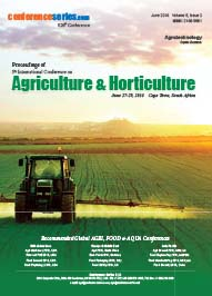 International Conference on Agriculture & Horticulture 2015