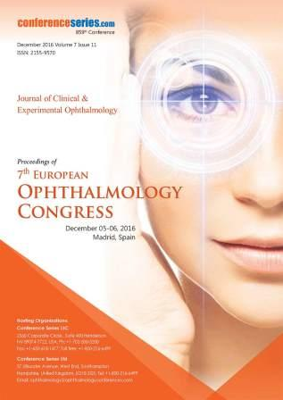 Journal of Clinical & Experimental Ophthalmology 2016