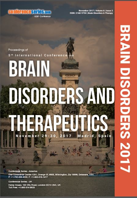 Brain Disorders 2017 Conference Proceedings