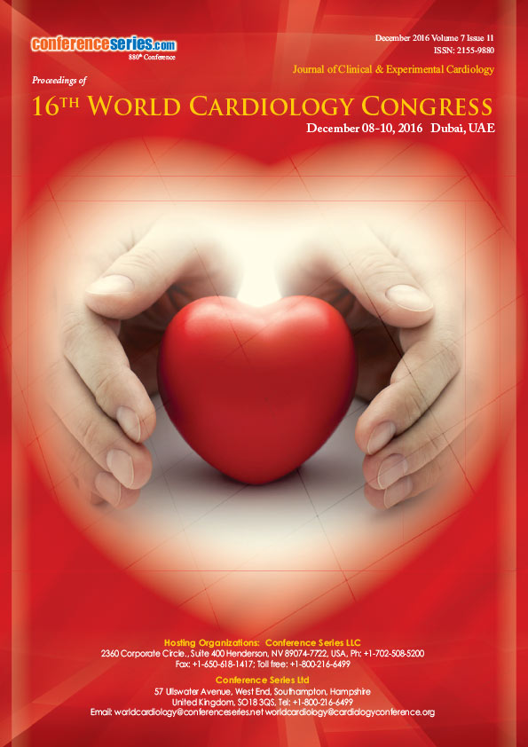 16th World Cardiology Congress