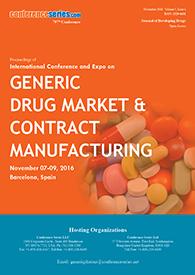Generic Pharma 2016 Conference Proceedings