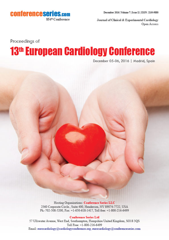 Heinz-Peter Schultheiss | CEO | Euro Cardiology 2018