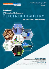 3rd International Conference on Electrochemistry
