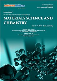 2nd International Conference and Exhibition on Materials Science and Chemistry