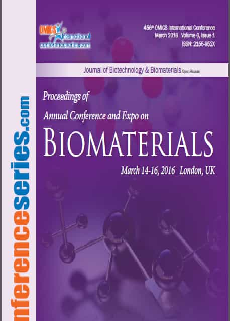 Biomaterials Conferences Proceedings 2016