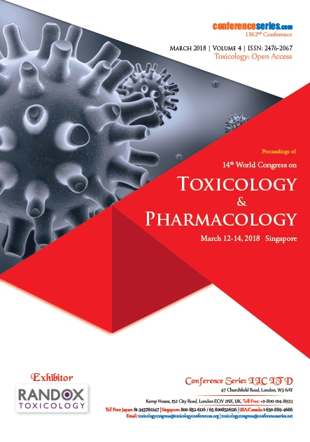 Toxicology Congress 2018 Proceedings