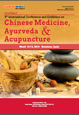 Chinese Medicine 2018 Conference proceedings