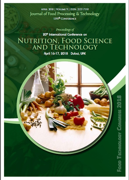 Proceedings of Food Technology Congress 2018