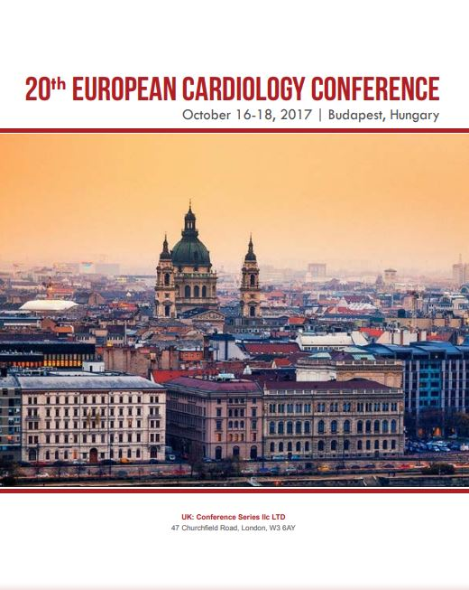 European Cardiology Conference 2017, Budapest, Hungary
