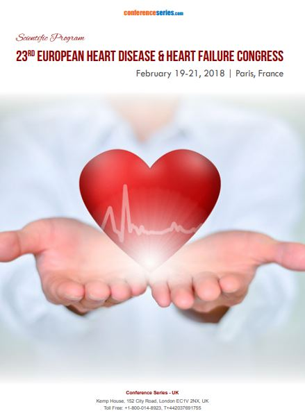 Euro Heart Failure 2018, Paris, France