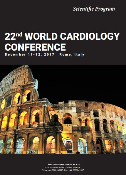 World Cardiology Conference 2017, Rome, Italy
