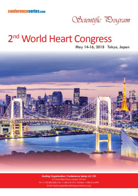 World Heart Congress 2018, Tokyo, Japan