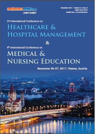 Joint Event on 2nd International Conference on Healthcare & Hospital Management and 6th International Conference on Medical & Nursing Education