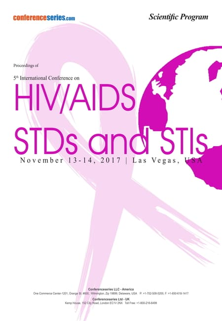 5th International Conference on HIV/AIDS STDs and STIs