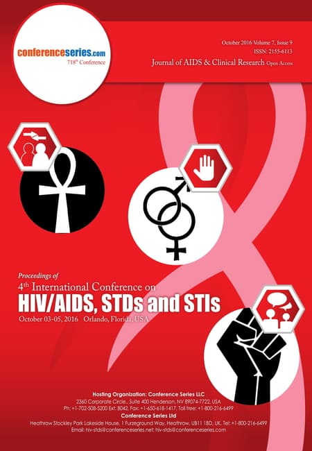 4th International Conference on HIV/AIDS, STDs and STIs
