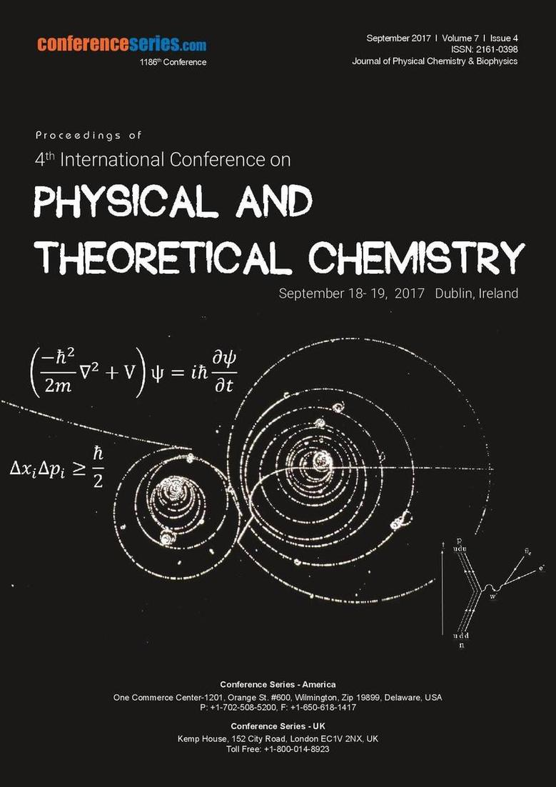 4th International Conference on Physical and Theoretical Chemistry