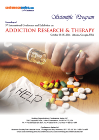 Addiction Therapy 2016 Proceeding