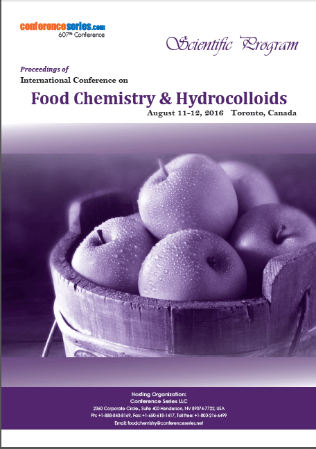 Food Chemistry Conferences| Nutrition Conferences | Food Conferences