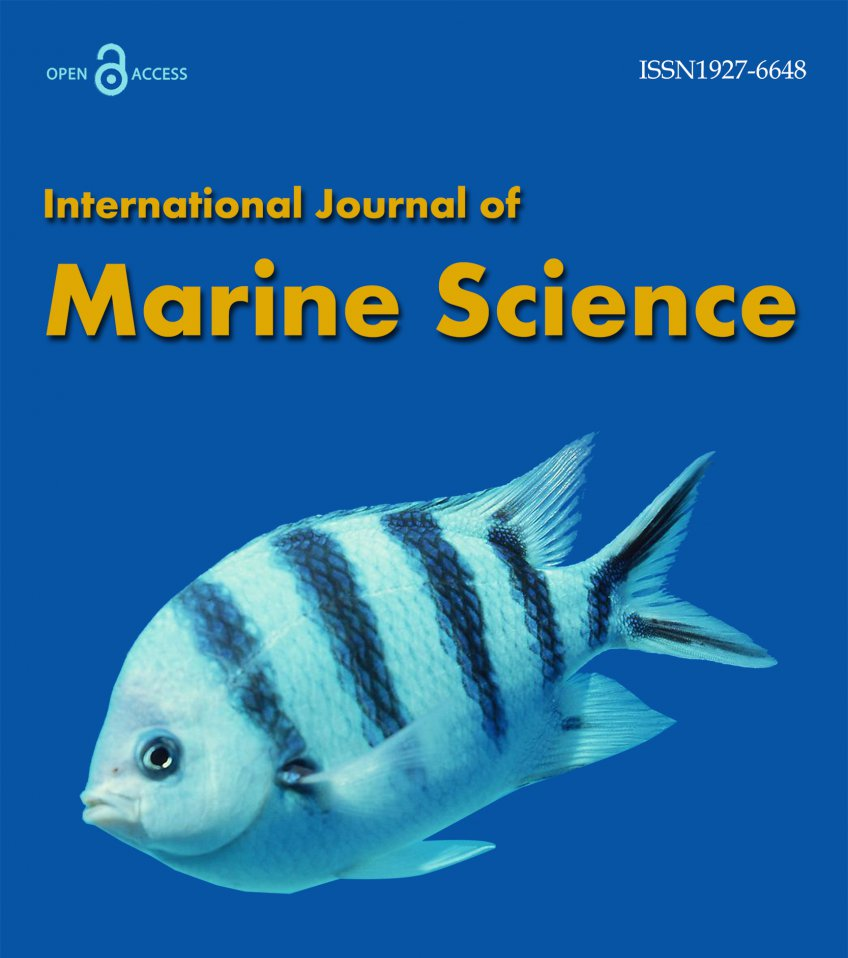 Journal of Oceanography and Marine Research
