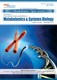 4th International Conference and Exhibition on Metabolomics & Systems Biology