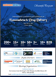 International Conference and Exhibition on Nanomedicine and Drug Delivery