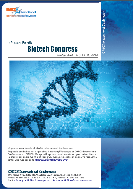 Biotechnology Congress 2015
