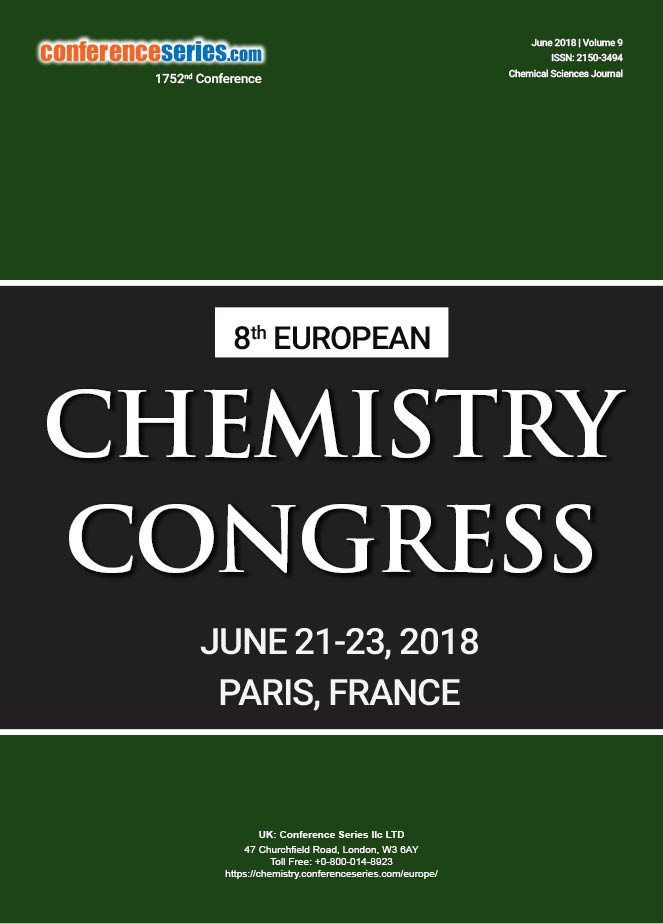Chemistry Conferences | Chemistry Meetings 2019 USA | Organic