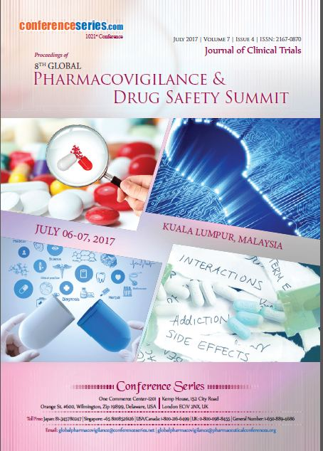 Global Pharmacovigilance 2017 Proceedings