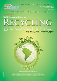 World Congress and Expo on Recycling 2015