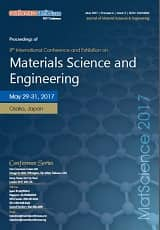 8th International Conference and Exhibition on Materials Science and Engineering