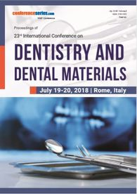 23rd International Conference on Dentistry and Dental Materials