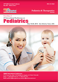 Pediatrics & Therapeutics 2015 | Pediatrics Conferences | Healthcare Events | Pediatric Congress | Primary Care Meetings