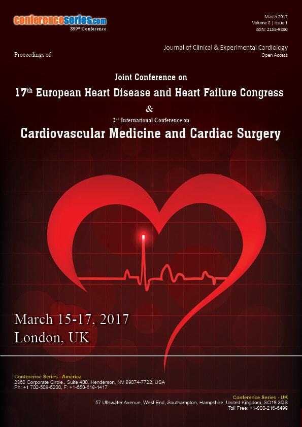 Cardiovascular 2019 | Cardiovascular Conferences | Cardiology