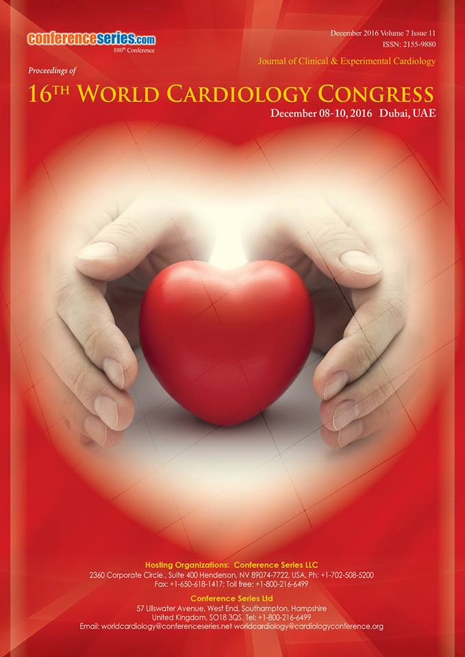 World Cardiology 2016 Proceedings