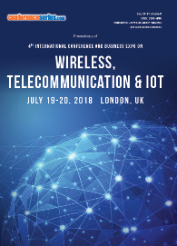 Wireless, Telecommunication & IoT_2019 | Rome, Italy