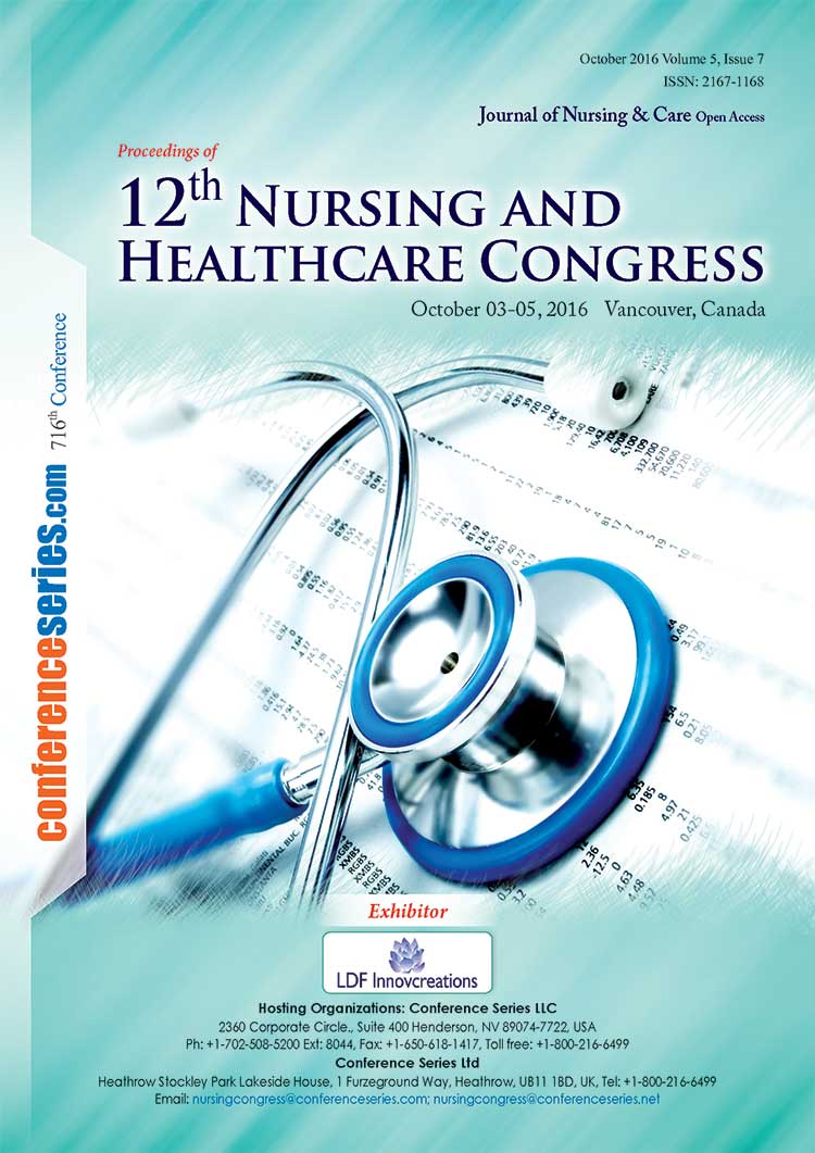 Proceedings of Nursing Healthcare 2016
